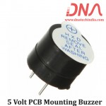 5 Volt PCB Mounting Buzzer
