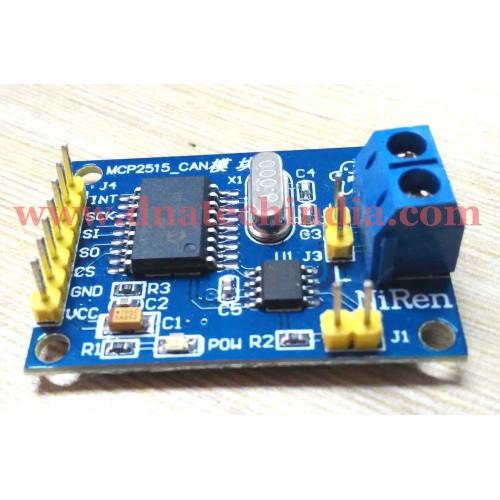 MCP2515 CAN BUS Module Board