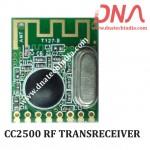 CC2500 RF TRANSRECEIVER