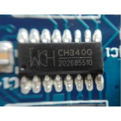 CH340g USB to TTL IC