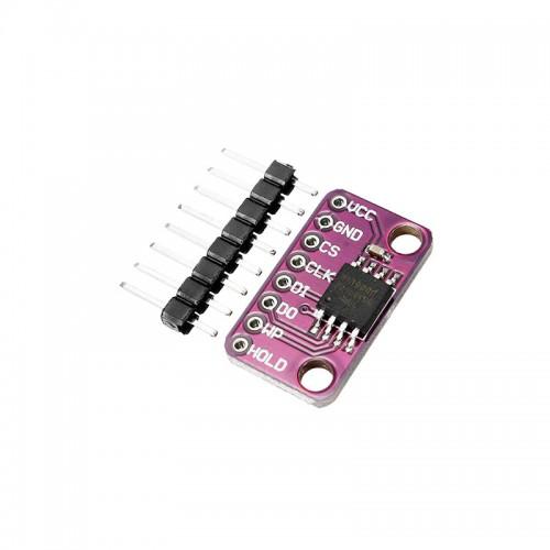 W25Q16 16 Mb SPI Memory Module