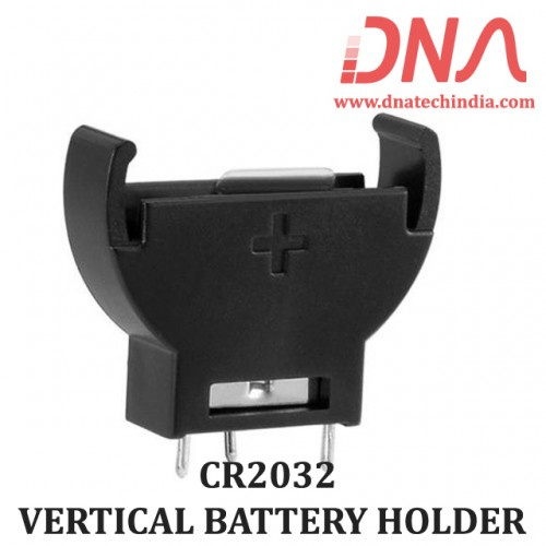 CR2032 VERTICAL BATTERY HOLDER