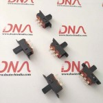 Slide Switch DPDT