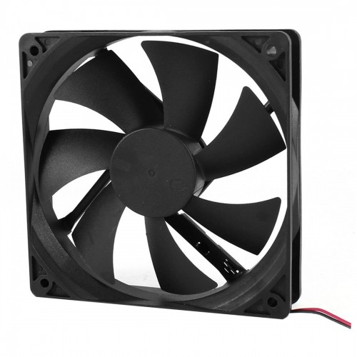 "DC FAN 4.7"" x 4.7"" 12 volts"