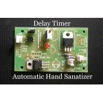 Delay Timer for Automatic Hand Sanitizer