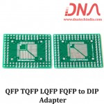 QFP TQFP LQFP FQFP to DIP Adapter