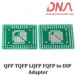 QFP TQFP LQFP FQFP to DIP Adapter