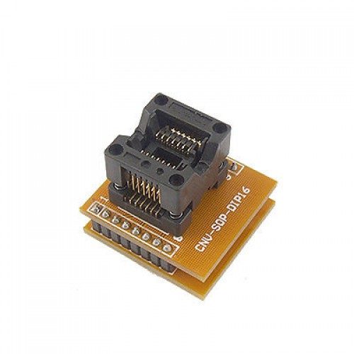 14 pin SMD ZIF Adapter