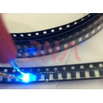 1206 SMD Blue LED (PACK of 10)