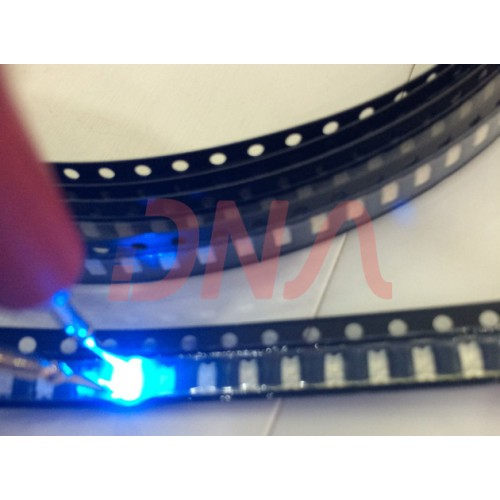 1206 SMD Blue LED (PACK of 10)