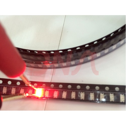 1206 SMD RED LED (PACK of 10)
