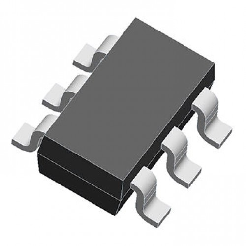 DW01 SOT23-6 Lithum Battery protection IC