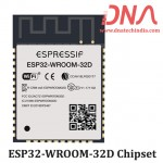 ESP32 ­WROOM­ 32D Chipset
