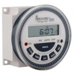 TM-619H-2 4 Pin Digital Timer
