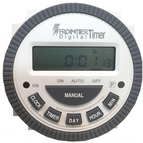 TM-619H-2 5 Pin Digital Timer