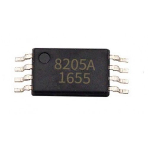 FS8205 TSSOP-8 PIN  Battery protection IC
