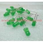 Green LED 3mm