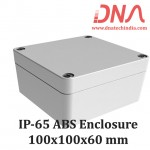 ABS 100x100x60 mm IP65 Enclosure