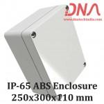 ABS 250x300x110 mm IP65 Enclosure