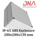 ABS 280x280x130 mm IP65 Enclosure