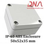 ABS 50x52x35 mm IP65 Enclosure