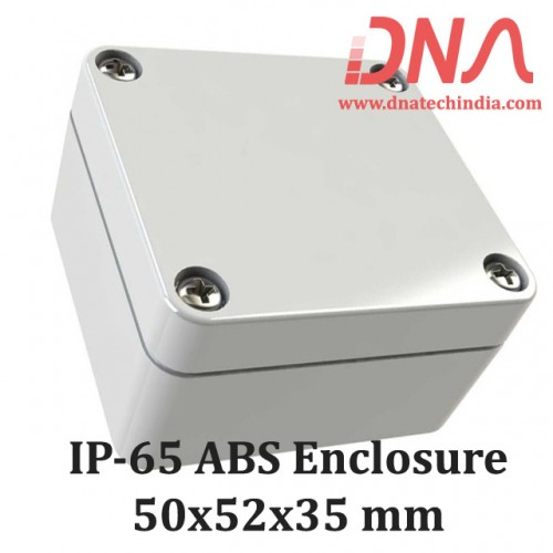 ABS 50x52x35 mm IP65 Enclosure