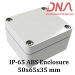 ABS 50x65x35 mm IP65 Enclosure