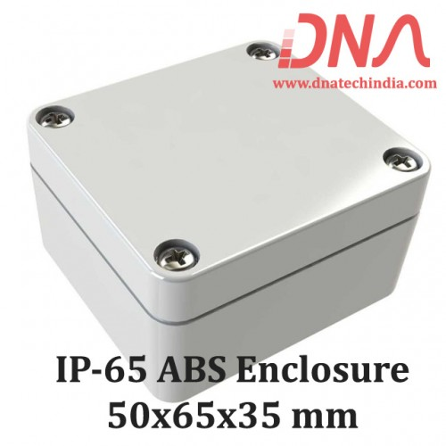ABS 50x65x35 mm IP65 Enclosure