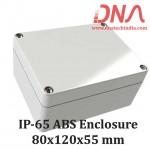 ABS 80x120x55 mm IP65 Enclosure