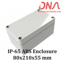 ABS 80x210x55 mm IP65 Enclosure