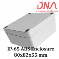 ABS 80x82x55  mm IP65 Enclosure