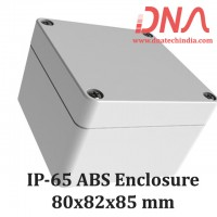 ABS 80x82x85  mm IP65 Enclosure