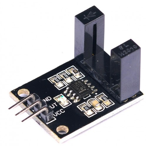 IR Wide Optical Slot Sensor