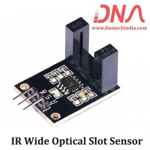 IR Wide Optical Slot Sensor