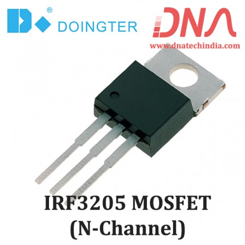 IRF3205 N-Channel MOSFET (Doingter)