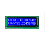 JHD 16X2 Blue LCD Display