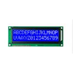 JHD 16X2 Blue LCD Display