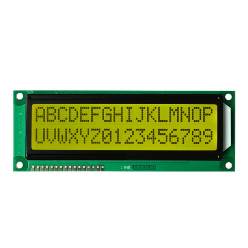 JHD 16X2 Green LCD Display