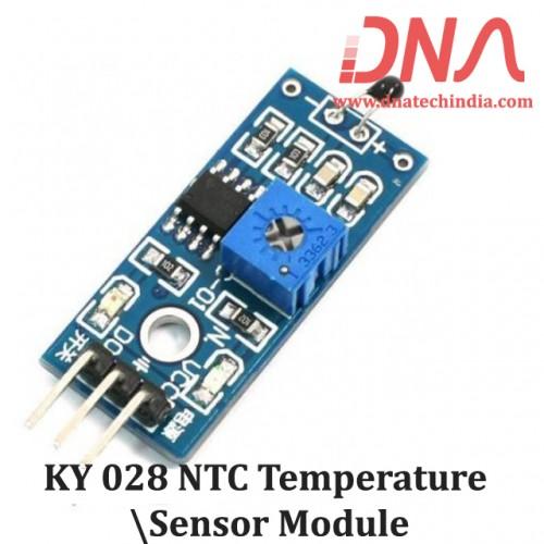 KY 028 NTC Temperature Sensor Module