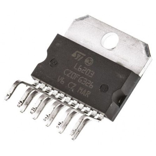 Buy Online L6203 Brushed Dc Motor Driver Ic In India At