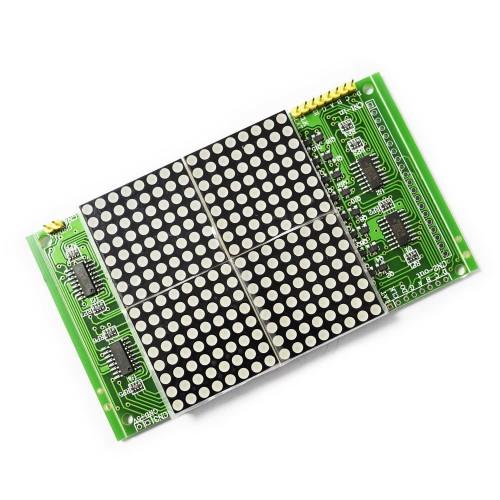 16X16 LED Matrix Display Module