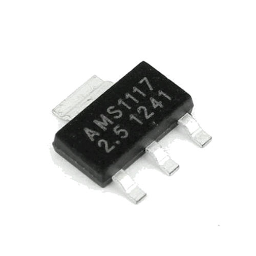LM1117-2.5V SMD Voltage Regulator