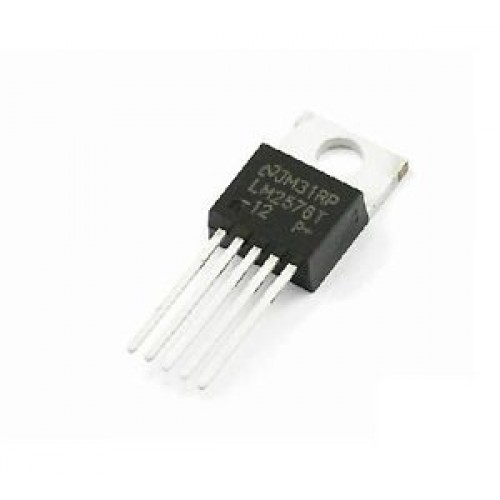 LM2576-12V Step−Down switching regulator