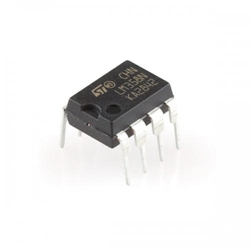 LM358 Dual Op-Amp