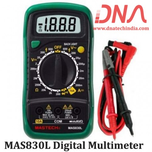 MAS830L Digital Multimeter
