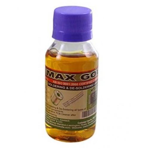 Max Gold Liquid Flux