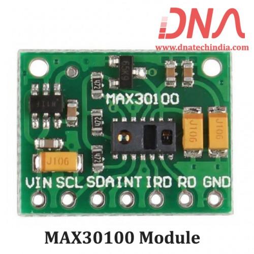 MAX30100 Pulse Oximeter and Heart Beat Sensor