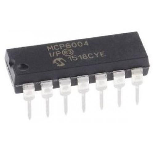 MCP6004 Op-Amp