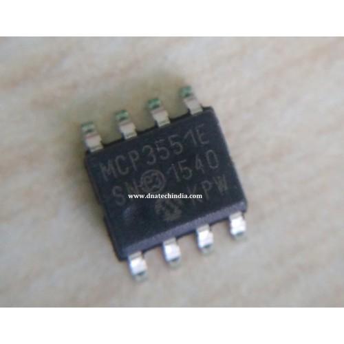 MCP3551 22 Bit ADC
