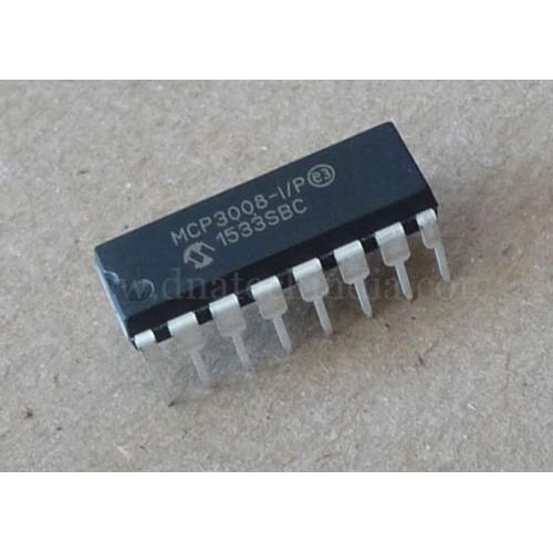MCP3008 10 Bit ADC